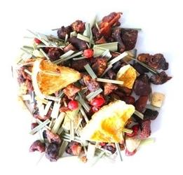 Herbata owocowa o smaku cytrusowa gruszka 180g