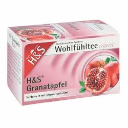 Hs Granatapfel Filterbeutel
