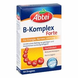 Abtei Witamina B KomplexForte tabletki powlekane