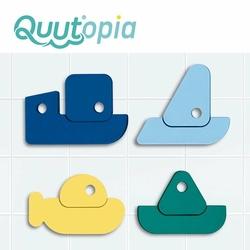 Zestaw puzzli piankowych Quutopia Kamyki, QUUT, 10 m+