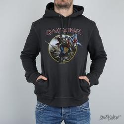 Bluza amplified iron maiden trooper