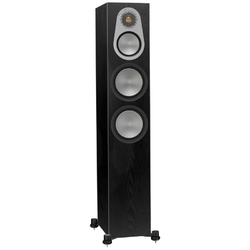 Monitor audio silver 300 kolor: orzech