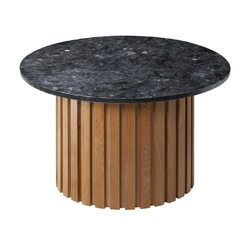 Stolik celebration granit czarnydąb 85