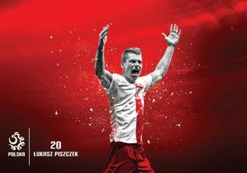 Łukasz Piszczek Reprezentacja Polski - fototapeta