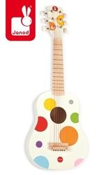 Janod gitara duża confetti