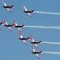 Fototapeta pokaz lotnictwa fp 2366