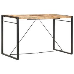 Vidaxl stolik barowy, 180x90x110 cm, lite drewno mango