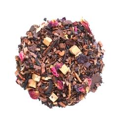 Herbata rooibos honeybush o smaku brownie 150g