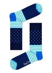 Skarpetki Happy Socks Stripes  Dots Sock - SD01-066