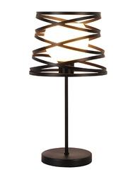 Lampa stołowa akita czarny - czarny