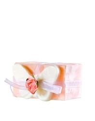 Bloczek z motylkiem różowy 120 g 120 g 120 g