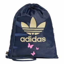 Worek Torba Adidas Originals Trefoil Gym sack Custom Butterfly Pink - DV2389