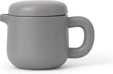 Dzbanek do zaparzania herbaty Isabella szary