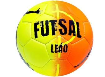 Piłka halowa select futsal leao żółto-pomarańczowy