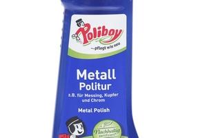 Poliboy mleczko do czyszczenia metali 200 ml