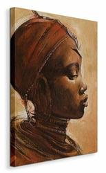Masai Woman I - Obraz na płótnie