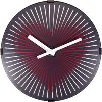Zegar ścienny Motion Heart Nextime 30 cm - pulsujące serce 32213124