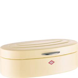 Pojemnik duży na pieczywo beżowy Elly Wesco 236201-23