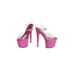 Erotyczne buty roxie luve - fuksja