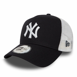 Czapka New Era MLB New York Yankees Clean A Frame Trucker - 11588489 - 11588489
