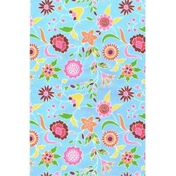 Papier transparentny Sweet Home - kwiatki - BLRA