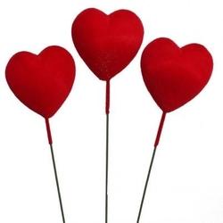 Serce na piku - materiałowe