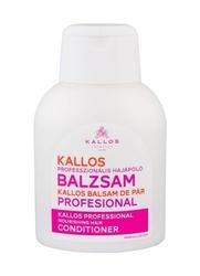 Kallos cosmetics professional nourishing odżywka do włosów dla kobiet 500ml