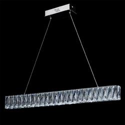 Nowoczesna lampa wisząca chiaro crystal 498012901