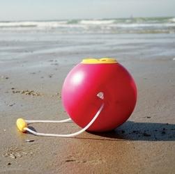 Wiaderko wielofunkcyjne Ballo Calypso, różowe, Quut