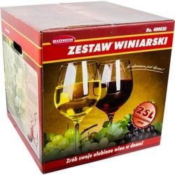 zestaw do wina domowego i - 11 elementów