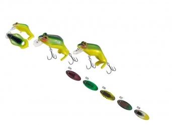 Wobler frog bait 5,7cm f kolor f3 kamatsu