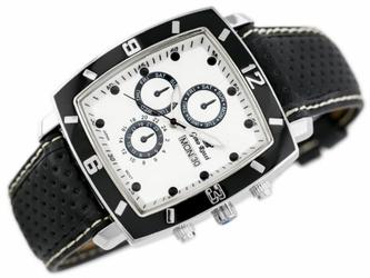 Męski zegarek gino rossi - midnight zg139a