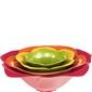 Zestaw czterech miseczek rosa zak design hot pop 2073-h590