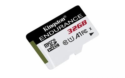 Kingston karta microsd  32gb endurance 9530mbs c10 a1 uhs-i