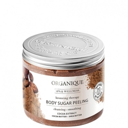 Czekoladowy peeling cukrowy bronzing therapy 200 ml 200 ml