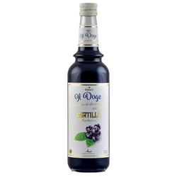syrop barmański, do drinków borówka 700 ml