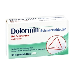 Dolormin tabletki powlekane