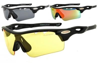 Okulary lozano lz-110b wymienne szkła i polaryzacja