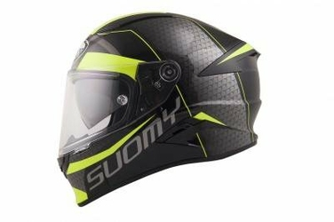 Kask SUOMY SPEEDSTAR RAP yellow 2018