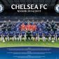 Chelsea Londyn Zdjęcie Drużynowe 1415 - plakat