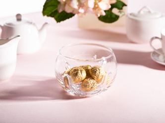 Salaterka  miseczka szklana edwanex mandarynka 12 cm