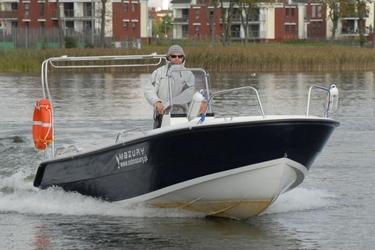 Mazury łódź 520
