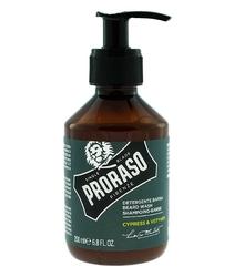Proraso szampon do brody cypress  vetyver  200ml