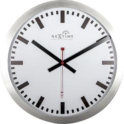 Zegar ścienny station radio controlled indeks