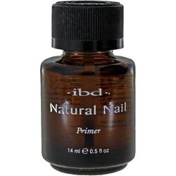 Ibd natural primer nail odtłuszczacz 14m do manicure żelowego i akrylowego