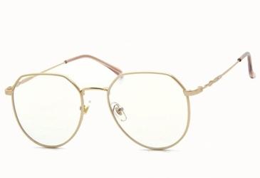 Okulary lenonki z filtrem światła niebieskiego do komputera zerówki 2537