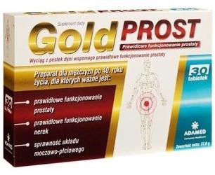 Gold prost x 30 tabletek