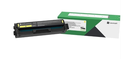 Lexmark toner high yield 4,5k yellow c342xy0