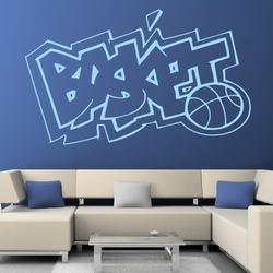 Naklejka ścienna graffiti gr33