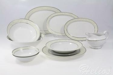 Serwis obiadowy bez wazy dla 12 os. 44 części - B601 ASTRA